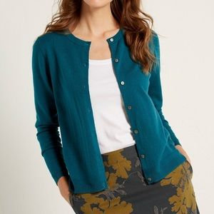 J Crew women cardigan sweater size M